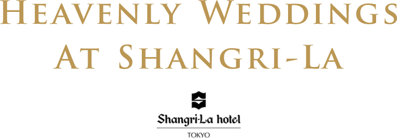 HEAVENLY WEDDINGS AT SHANGRI-LA